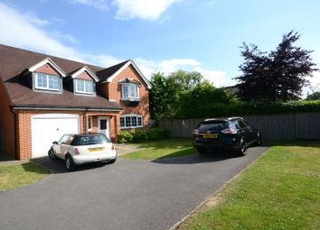 Thumbnail 4 bedroom detached house for sale in The Laurels, Woodley, Reading