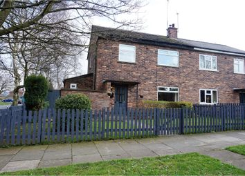 Thumbnail 3 bed semi-detached house for sale in Countess Road, Macclesfield