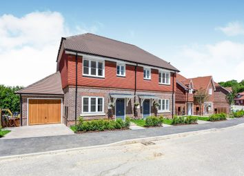 Thumbnail 3 bedroom semi-detached house for sale in North Street, Turners Hill, Crawley