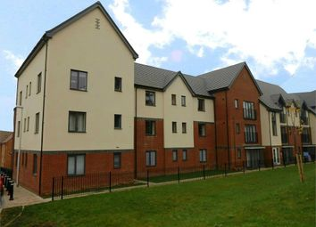 Thumbnail 2 bed flat for sale in Kirkistown Close, Caldecott Manor, Rugby, Warwickshire