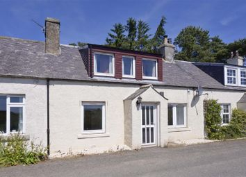 Thumbnail 3 bed cottage for sale in 3 Meikle Harelaw, Greenlaw, Duns