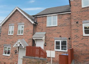 Thumbnail 2 bed town house for sale in Bank End Close, Mansfield