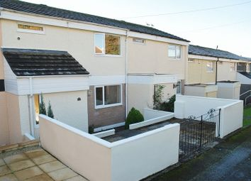 Thumbnail 2 bedroom terraced house for sale in Ruskin Crescent, Crownhill, Plymouth