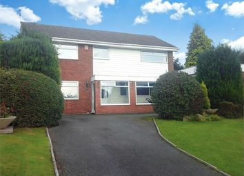 Thumbnail 4 bed detached house for sale in Stockham Close, Halton, Runcorn, Cheshire