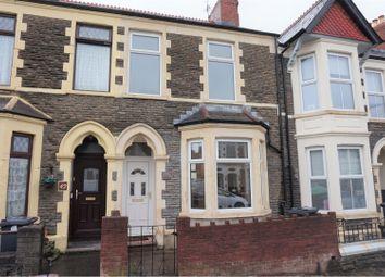 Thumbnail 3 bed terraced house for sale in Lisvane Street, Cathays