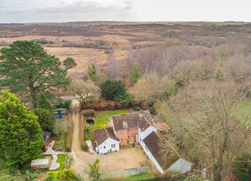 Thumbnail 4 bed detached house for sale in Picket Hill, Ringwood, New Forest