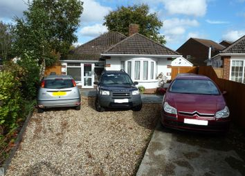 Thumbnail 2 bedroom detached bungalow for sale in Brook Close, Kinson, Bournemouth