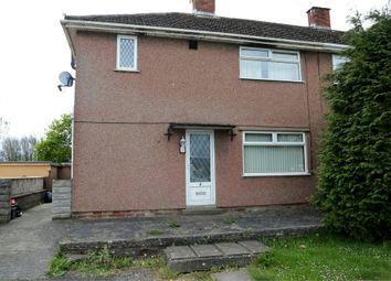 Thumbnail 3 bed semi-detached house for sale in Llwyn Derwen, North Cornelly, Bridgend, Mid Glamorgan