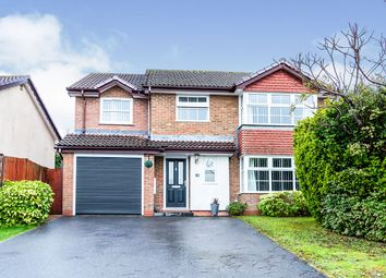 Thumbnail 5 bed detached house for sale in Magnus Drive, Basingstoke, Hampshire