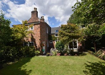 Thumbnail 4 bedroom detached house for sale in Grange Lane, Didsbury, Manchester