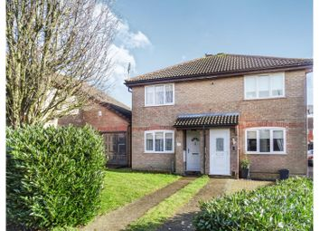 Thumbnail 2 bed semi-detached house for sale in Wentworth Drive, Ipswich