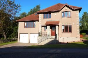 Thumbnail 4 bedroom detached house to rent in Corse Avenue, Kingswells, Aberdeen