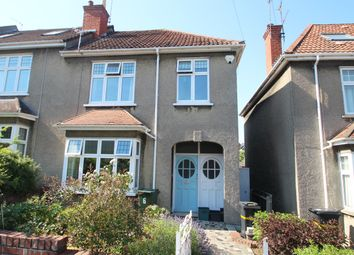 Thumbnail 3 bed end terrace house for sale in Branksome Road, Redland, Bristol