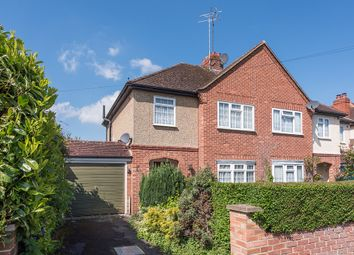 Thumbnail 3 bed semi-detached house for sale in Berkshire Road, Henley-On-Thames