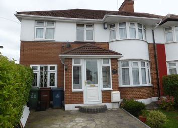 Thumbnail 1 bedroom flat to rent in Twyford Road, Harrow