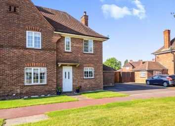 Thumbnail 3 bed semi-detached house for sale in Stewartby Way, Stewartby, Bedford