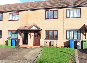 Thumbnail 2 bed terraced house for sale in Shakespeare Close, Leyfields, Tamworth, Staffordshire