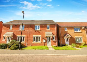 3 bed semi-detached house for sale in Greenrigg Place, Shiremoor, Newcastle Upon Tyne NE27