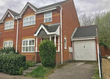 Thumbnail 3 bed semi-detached house for sale in Riverbank Road, Riverpoint, Willenhall, West Midlands