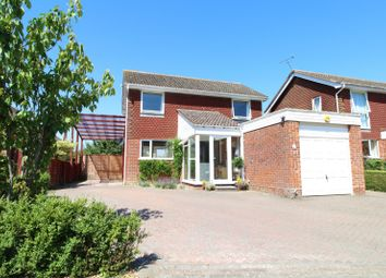 Thumbnail 4 bed detached house for sale in Meadow Gardens, Beccles