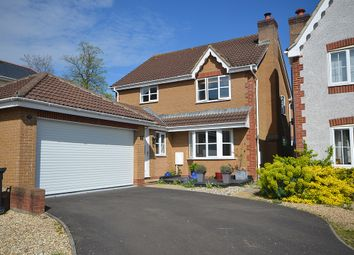Thumbnail 5 bed detached house for sale in Pridhams Way, Pridhams Way, Exminster, Near Exeter