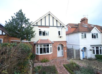 Thumbnail 3 bedroom detached house for sale in Oakley Road, Caversham, Reading