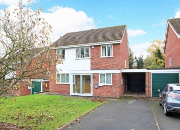 Thumbnail 4 bed detached house for sale in 4 Laburnum Drive, Madeley, Telford