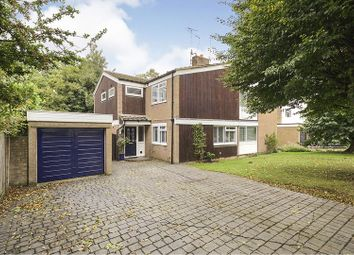 Thumbnail 3 bed semi-detached house for sale in Timber Bank, Gravesend, Vigo Village