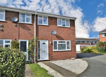 Thumbnail 3 bed terraced house for sale in The Limes, Wittering, Peterborough