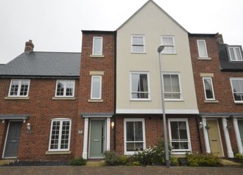 Thumbnail 4 bedroom terraced house for sale in Village Drive, Lawley Village, Telford