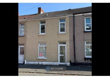 Thumbnail 3 bed terraced house to rent in Mount Pleasant, Swansea