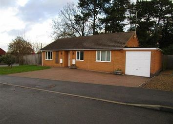 Thumbnail 3 bed bungalow to rent in Antona Drive, Raunds, Wellingborough