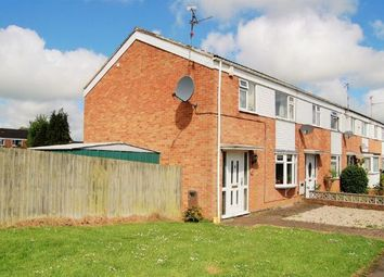 Thumbnail 3 bed end terrace house for sale in Burns Road, Daventry, Northampton