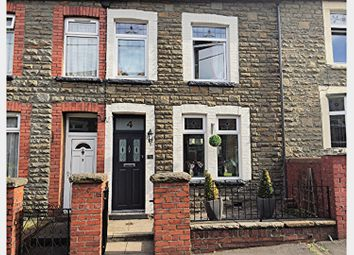 Thumbnail 4 bed terraced house for sale in Cwmaman Road, Aberdare