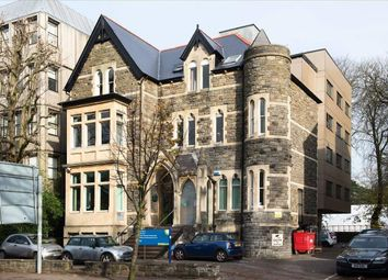 Thumbnail Serviced office to let in Cathedral Road, Pontcanna, Cardiff