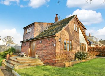 Thumbnail 4 bedroom detached house for sale in Post Office Road, Frettenham, Norwich
