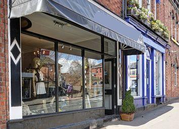 Thumbnail Retail premises for sale in The Cross, Warrington