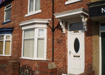 Thumbnail 3 bed terraced house to rent in Neasham Road, Darlington