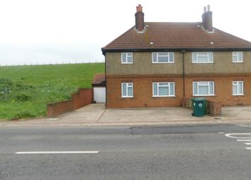 Thumbnail 3 bed semi-detached house to rent in New Road, Shepperton, Surrey
