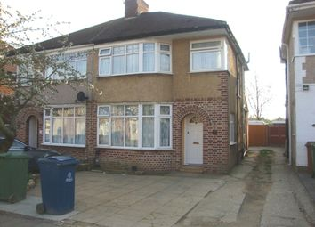 Thumbnail 4 bed semi-detached house to rent in Bellamy Drive, Stanmore