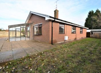 Thumbnail 3 bed detached bungalow to rent in Ollershaw Lane, Marston, Northwich