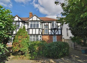 Thumbnail 3 bedroom terraced house to rent in Cardinal Avenue, Kingston Upon Thames