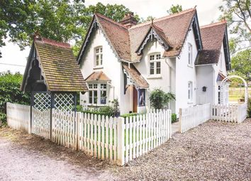 Thumbnail 3 bed cottage for sale in Stanford Wood, Tutts Clump, Berkshire