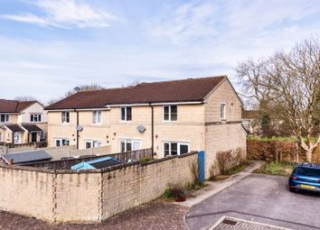 Thumbnail 2 bed end terrace house for sale in Willow Close, Odd Down, Bath