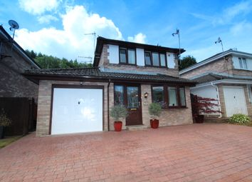Thumbnail 4 bedroom detached house for sale in Tan Y Fron, Cwmparc, Treorchy