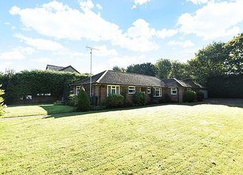 Thumbnail 3 bedroom bungalow to rent in Upper Moors Road, Brambridge, Eastleigh