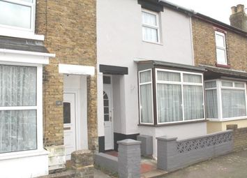Thumbnail 2 bed terraced house for sale in Manor Road, Dover, Kent