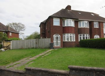 Thumbnail 3 bed semi-detached house for sale in Deerhurst Road, Handswoth Wood