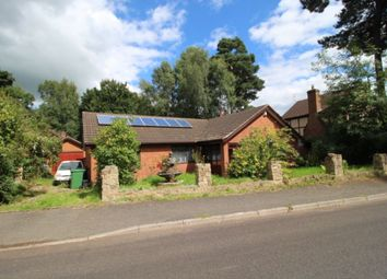Thumbnail 3 bed bungalow for sale in Birchwood Grove Twemlows Avenue, Higher Heath, Whitchurch