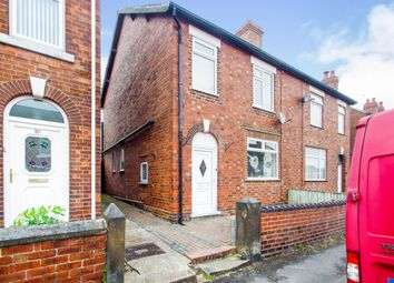 Thumbnail 3 bed semi-detached house for sale in Heath Road, Ripley